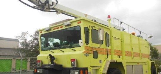 Oshkosh TI-1500, Airport Crash Truck