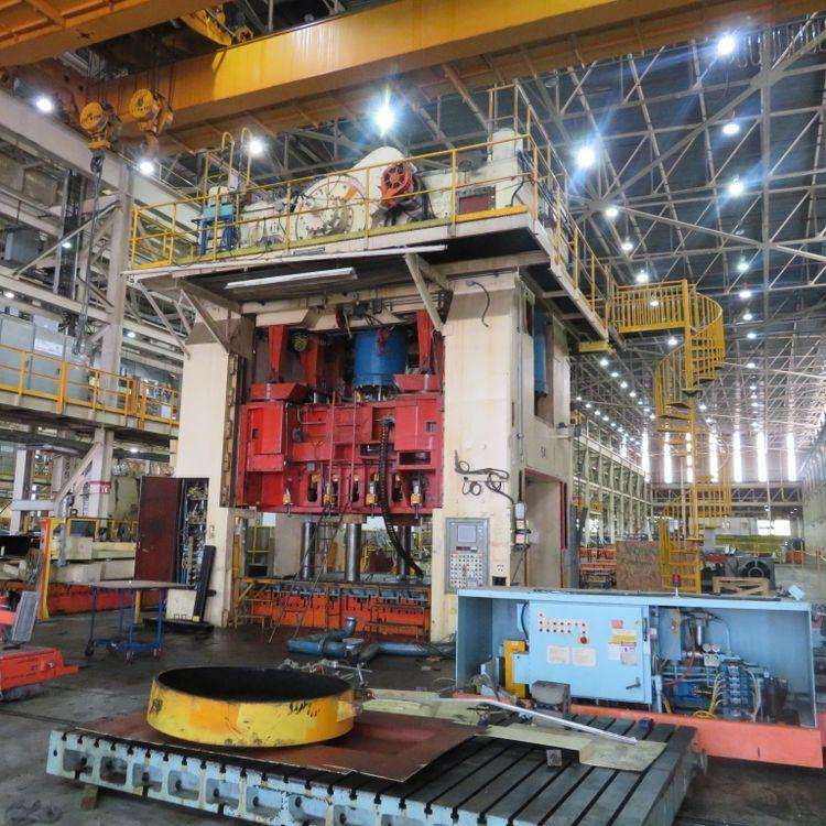 Danly D4-2500/1300-156x102 QDC 2500 Ton