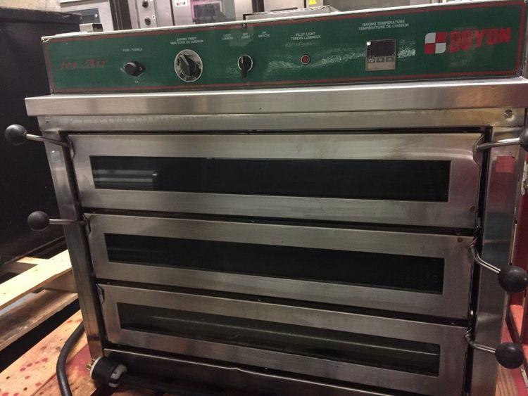 Doyon PIZ3 Electric Pizza Oven