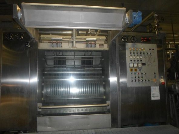 MAT Turbomat 500/Sm Fulling Machine