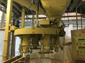 330T flour storage milling equipment
