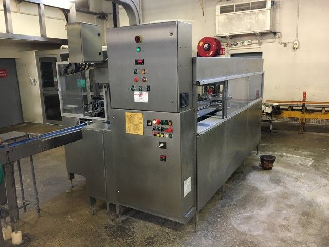Sig FD140 Butter Foil Wrapping & Packing Line