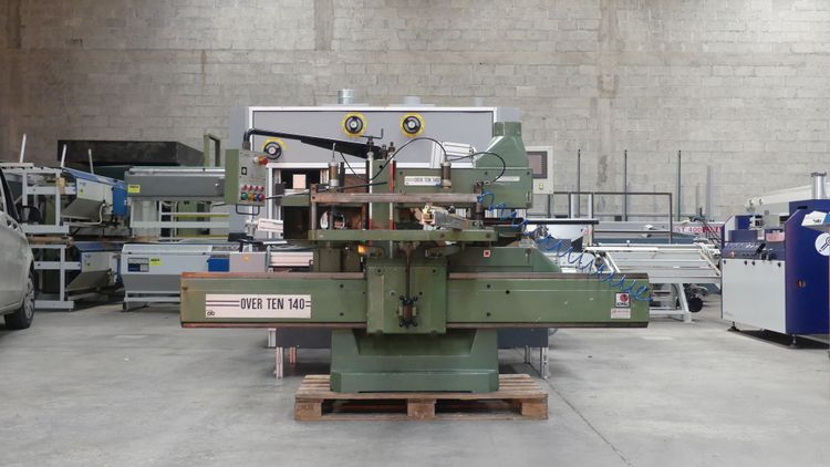 Berrone Over Ten 140 Tenoning Machine