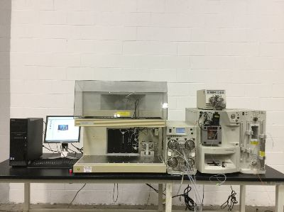Waters Prep LC/MS Preparative Chromatography System
