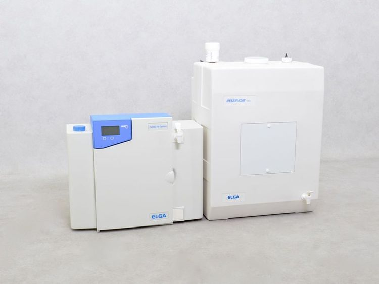 Elga Option-R 15, Water purification system