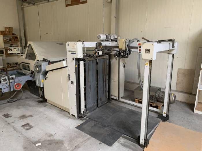 Heidelberg Stahlfolder KD78/4 KTL, Folding machine