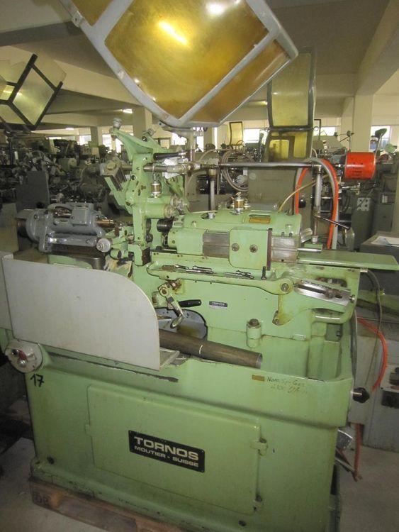 Tornos Automatic lathe 5450 rpm R 16