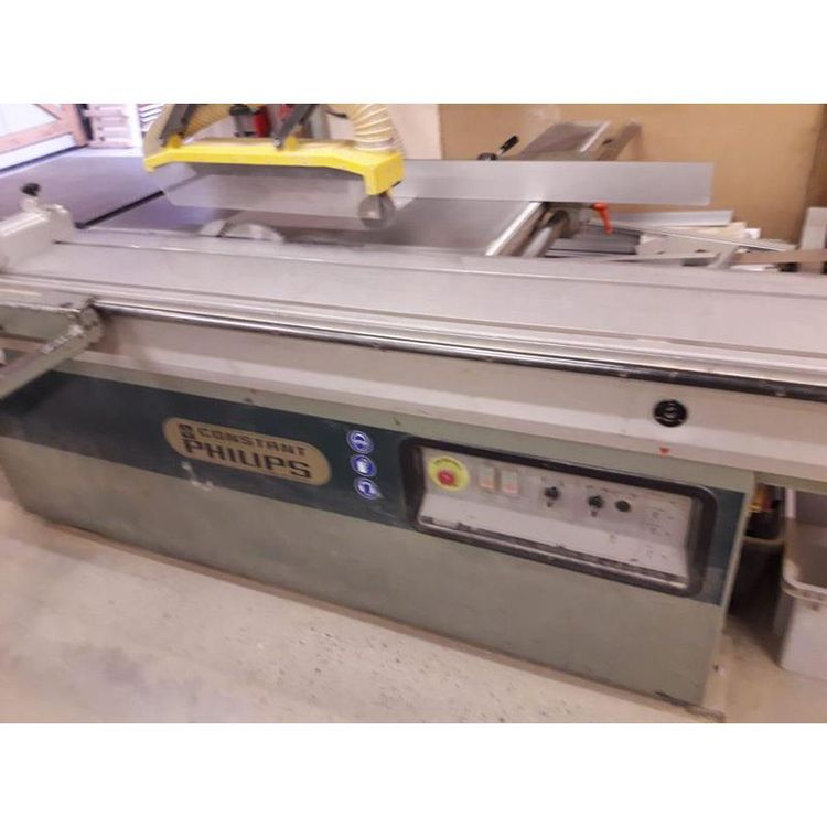 Constant, Philips 002.19P, Format saw