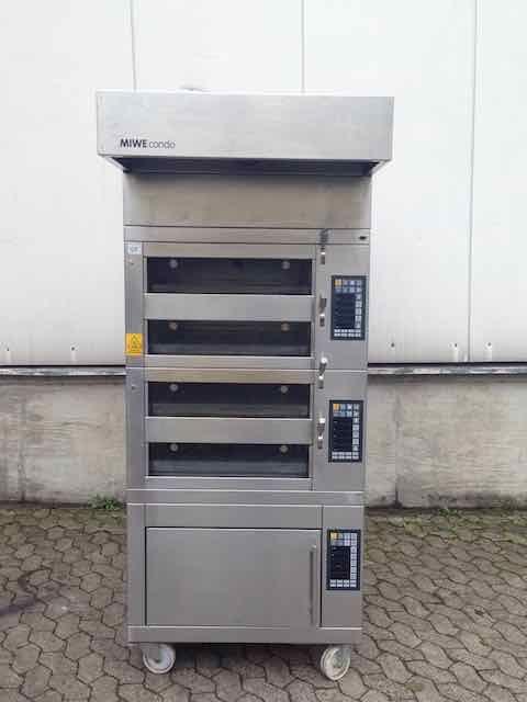 Miwe Condo CO 4 0608 Multi Deck Shop Oven