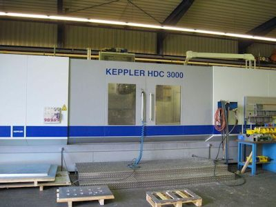 Keppler HDC 3000 5 Axis