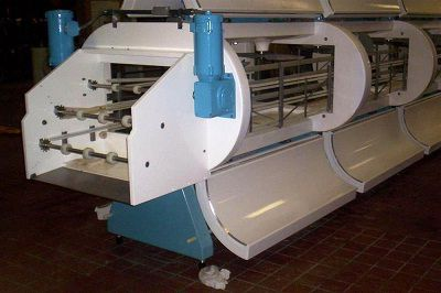 Others 3 Tier Tunnel Freezer