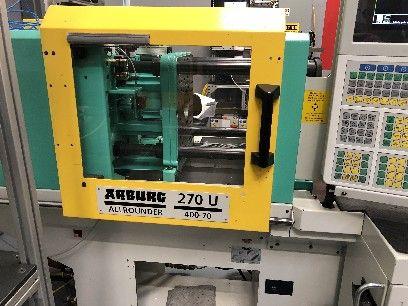 Arburg 270U 400-70 44 T