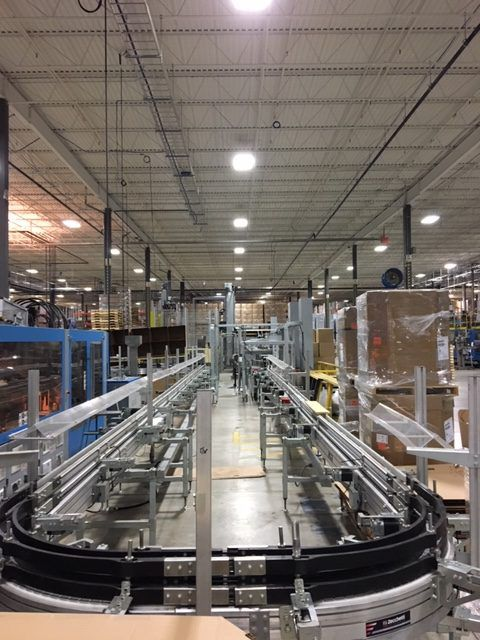 Others Row by Row (RBR) Palletizer