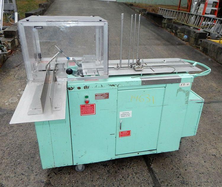Bivans 54 l automatic carton erector loader
