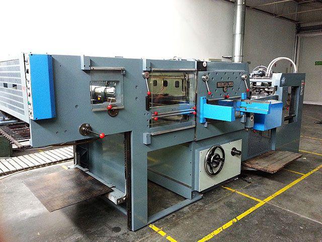 Iberica LM55, Automatic Punching Machine