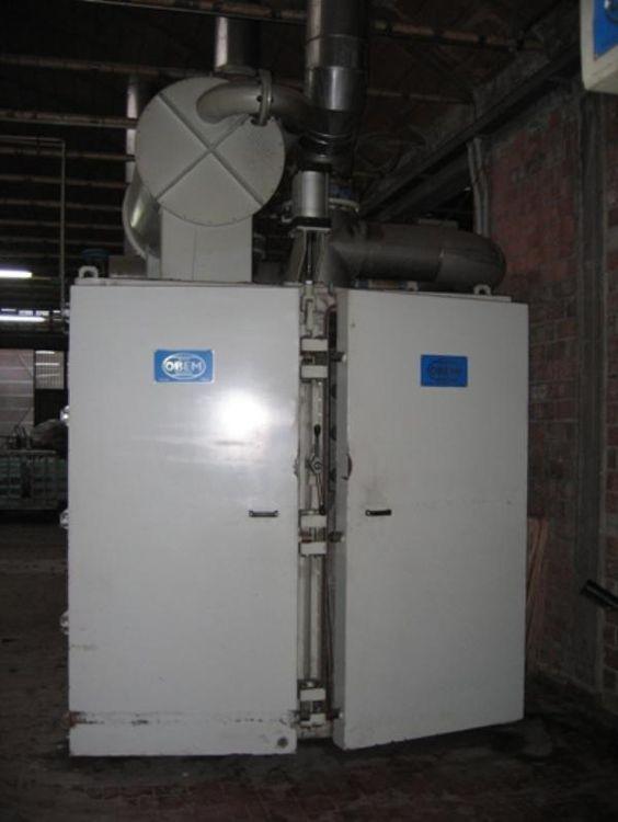 Obem 450/500 kg Rapid air dryer