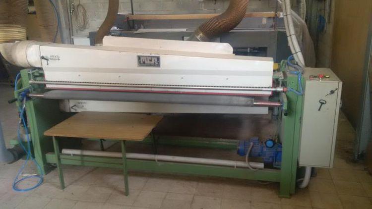 MCR SPN De-dusting machine