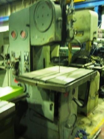 Do All Vert Vertical Bandsaw Operator Console