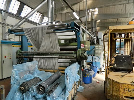 Krantz 240 Cm Stenter Machine