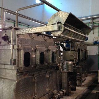 2 Mcs Dyeing Machine 220 Kg