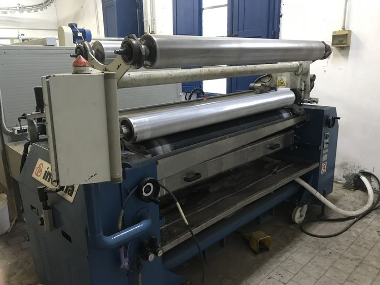 Bergi, Incoma Versus RS Roller coating machine