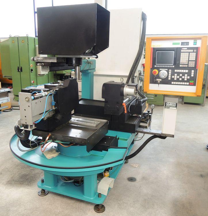 GEIGER AP 700 CNC
