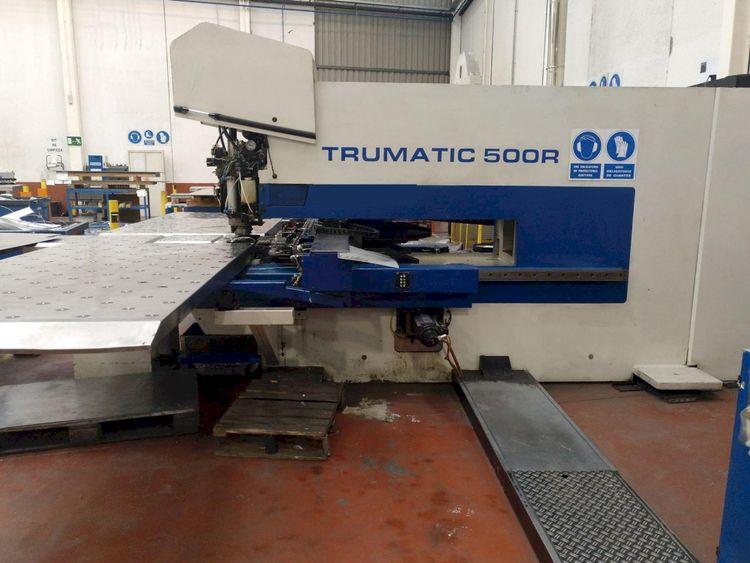 Trumpf Trumatic 500 220 kN