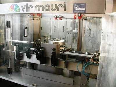 Vir Mauri ETICHETIATRICE, Labeler for Wrap-Around Labels