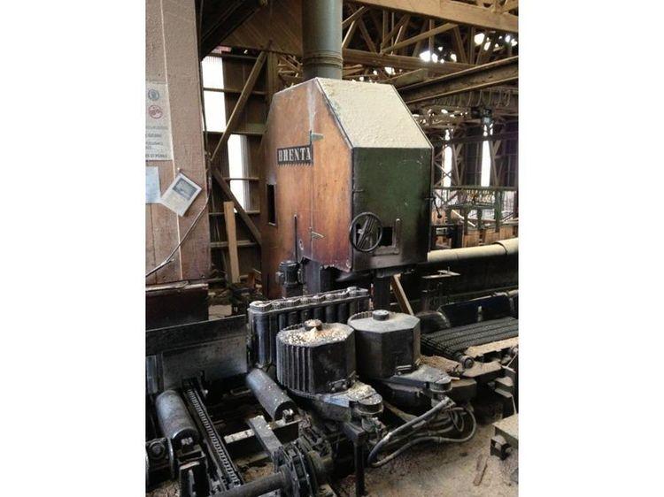 Brenta DK 150, Resaw machine