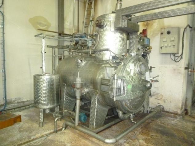 Mcs Junior SF82 20 Kg Jet dyeing machine