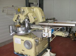 Otto Hansel X 8005 weidth 20,39 x height 30,22 mm Foil Bunch Wrapper