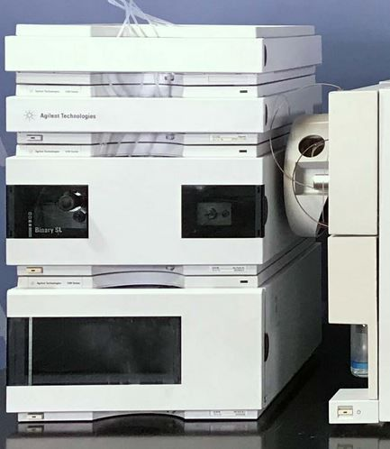 Agilent 6410B Triple Quadrupole LC/MS System