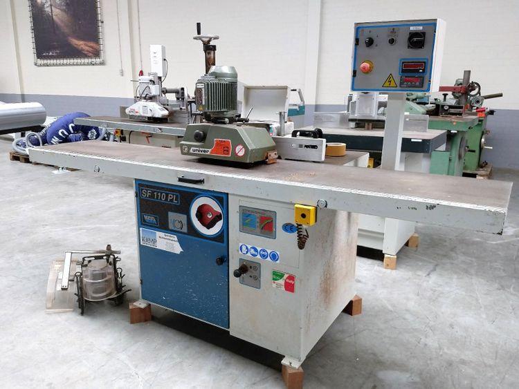 Veba SF110PL Milling Machine