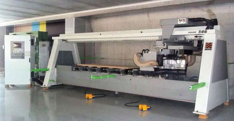 Biesse Rover 346, CNC Router 3