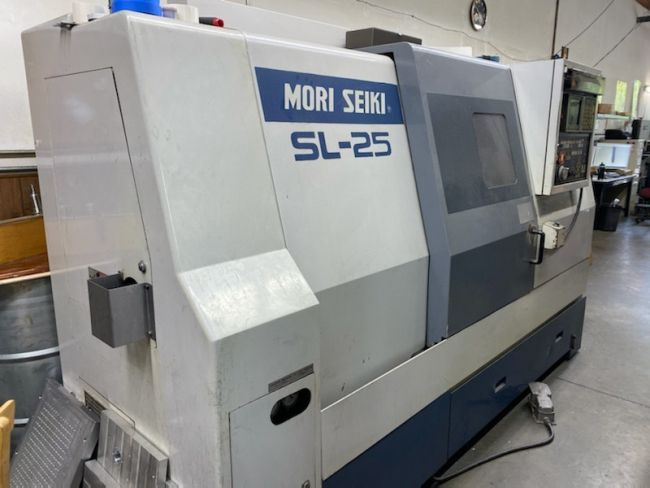 Minster CNC Control 4000 RPM OBS 7 2 Axis