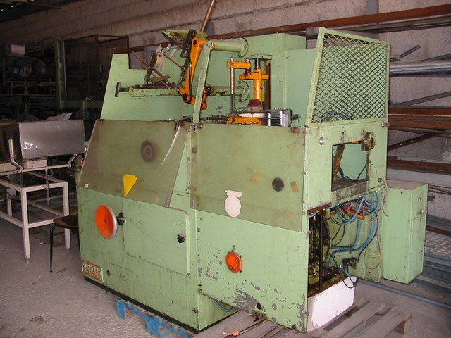 Corazza FR77, Cartonning / Overwrapping Machine