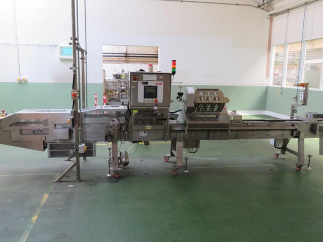 Proseal SP30 Tray Sealing Machine