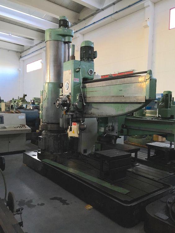 SASS MT2500 1250 rpm
