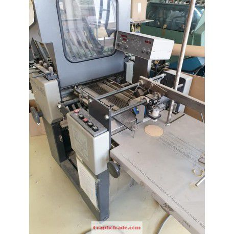 AFC, Horizon 492, Folding machine