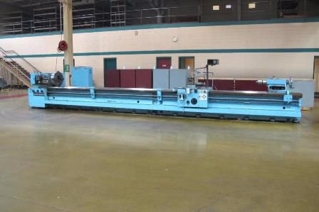TOS Engine Lathe Variable SUS 63
