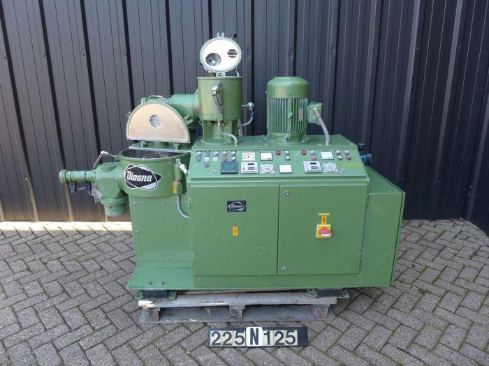 Diosna KAN-10 - Hot mixer