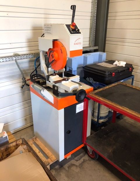 Kasto ORADIAL M6 Cold Circular Saw Semi Automatic
