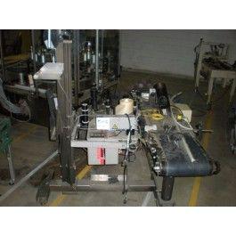 Marsh 500PA Print & Apply Pressure Sensitive Labeler