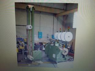 2 PA Industries WR36-4D/OU Winder and A48/60 Accumulator Outside reel diameter: 600 – 915 mm