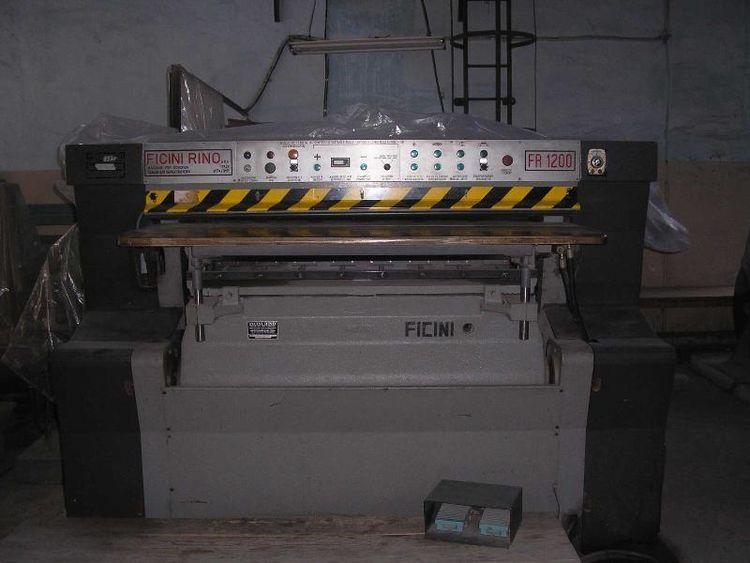 Others FR. 1200 Polishing machine