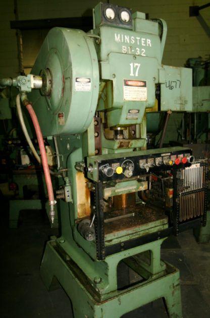 Minster B1-32 Max. 32 Ton