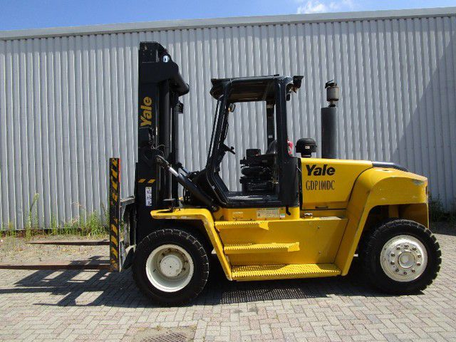 Yale GDP100DC 10.000 kg