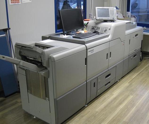 Ricoh Pro C7100X  330 x 700 mm