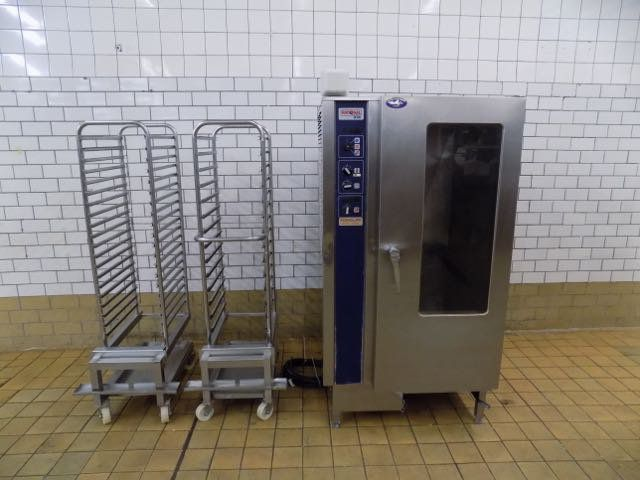 Rational CM 201 hot air / steam oven