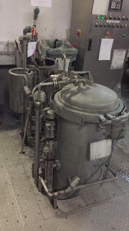 AMS 15 Kg Bobbin Dyeing Machine